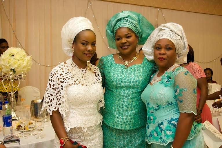 613 Pics from Dabota Lawson & Prince Akus wedding