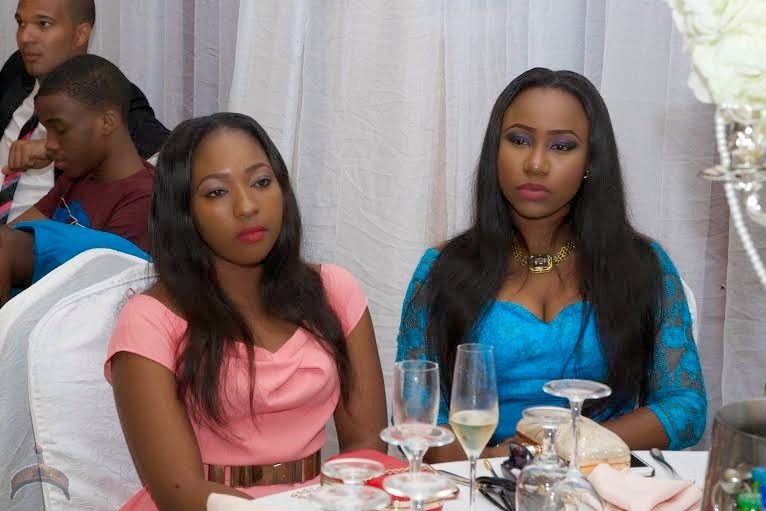 79 Pics from Dabota Lawson & Prince Akus wedding