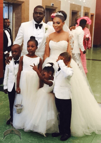 99991 Which is the most expensive Nigerian wedding of 2014?