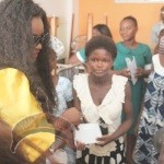 Jackie Appiah birthday 5 150x150 Check Out How Jackie Appiah Celebrated Her 31st Birthday With Orphans In Ghana