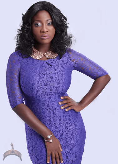 Mercy Johnson would typically be No. 1 on this list, however lets simply say she has passed her prime, on the other hand she is still finely put on this list, not doing terrible for a wedded mother of 2