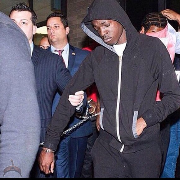 bobby (Video) Bobby Shmurda nabbed