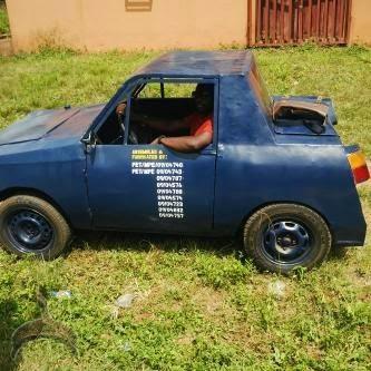 car1 Images Of ESCKALLANTE!, Moving Car Made By Students At Ambrose Ali University