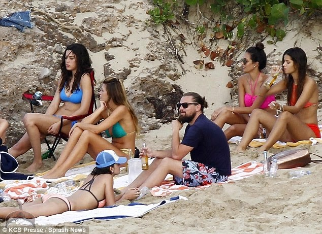 Best Island Beaches For Partying Mykonos St Barts: Nigeria Property: Leonardo DiCaprio Parties Large With A