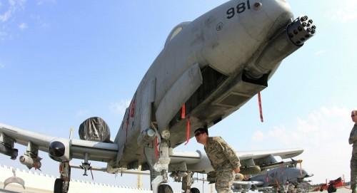 Thunderbolt II Attack Planes