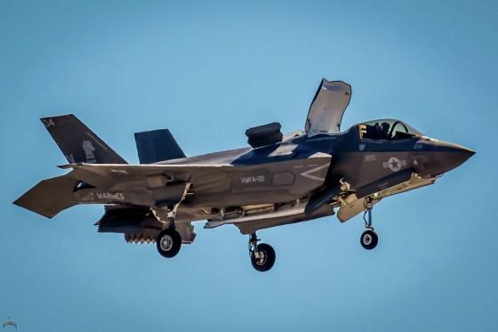 F-35 Lightning - Miramar, CA, USA