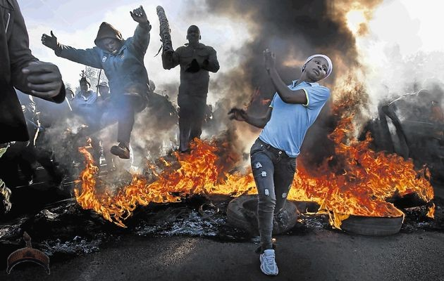 South-African-Protest