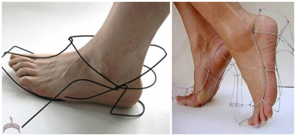 Wire Shoes