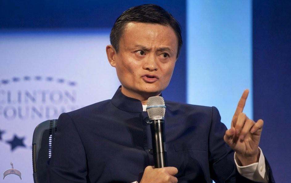 1. Jack Ma – $19.5 billion