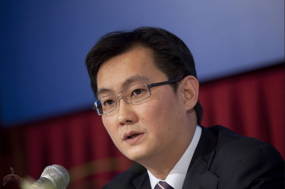 3. Ma Huateng – $14.4 billion