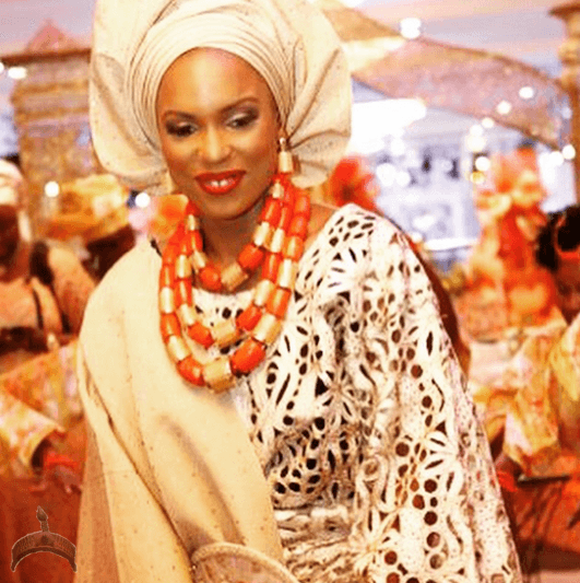 Ademola adefarasin wedding