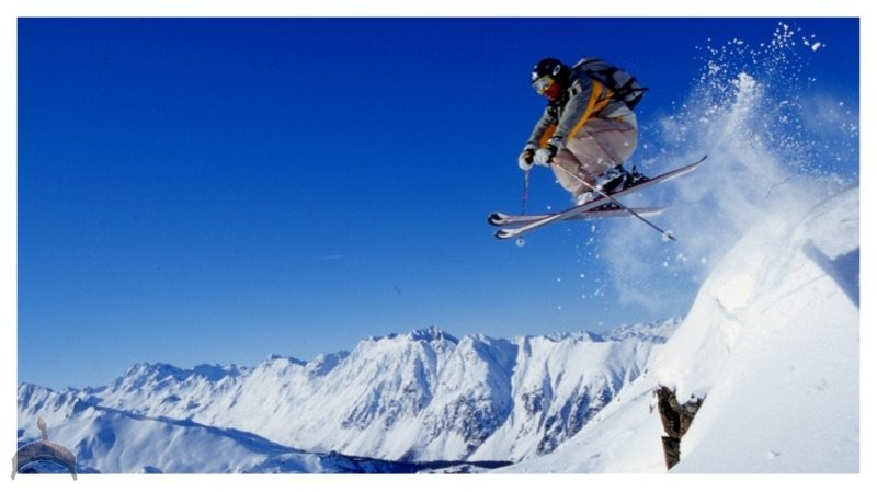 If you don't live in a town where snow is normal, try skiing. Skiing is a great sport to try and will help you test your motor movement skills.