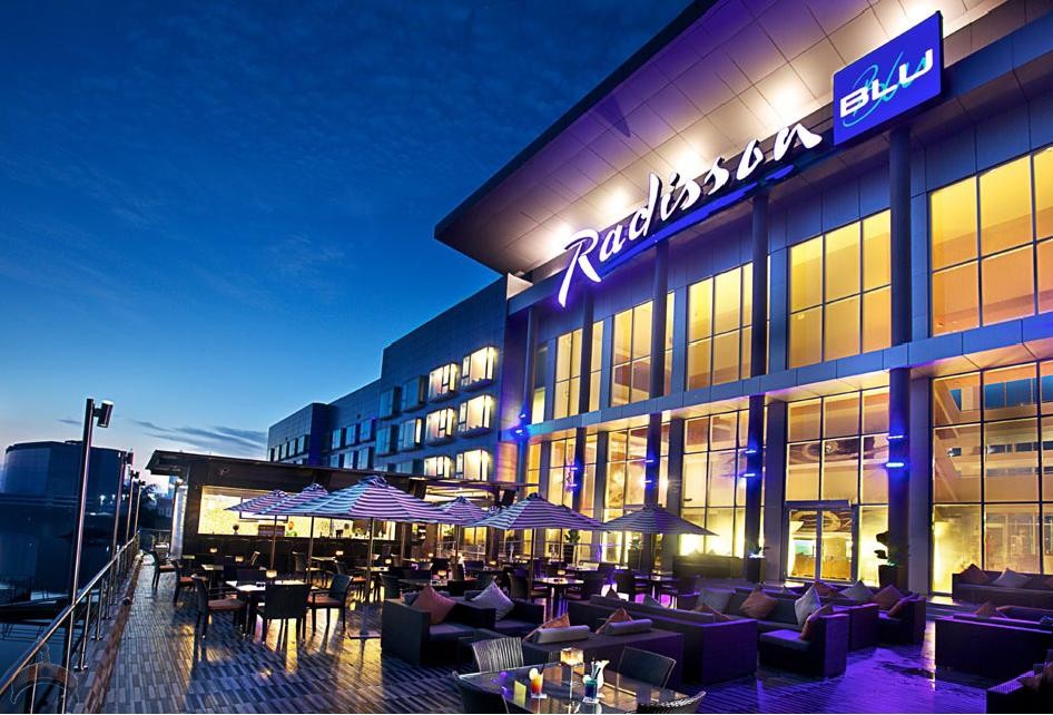 13 of top 20 hotels in lagos nigeria radisson blu for Top 20 hotels