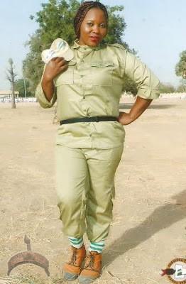 Female-Corps