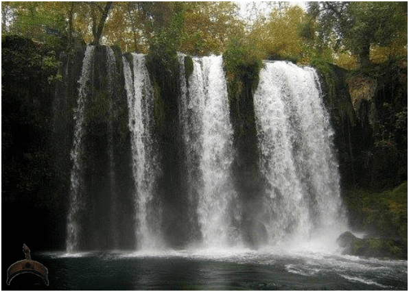 Matsiriga Waterfall