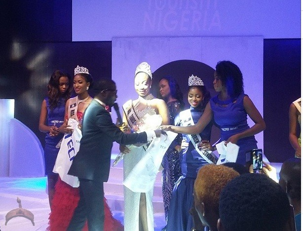 Miss Tourism Nigeria 2015 Queen1