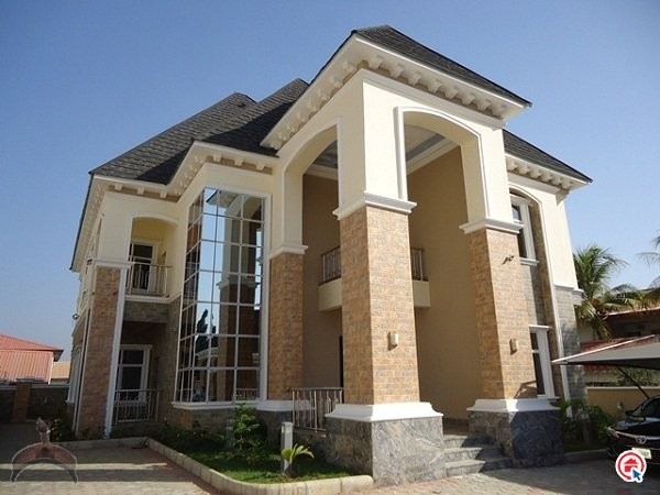 Image gallery nigerian mansions for Mansions in nigeria for sale