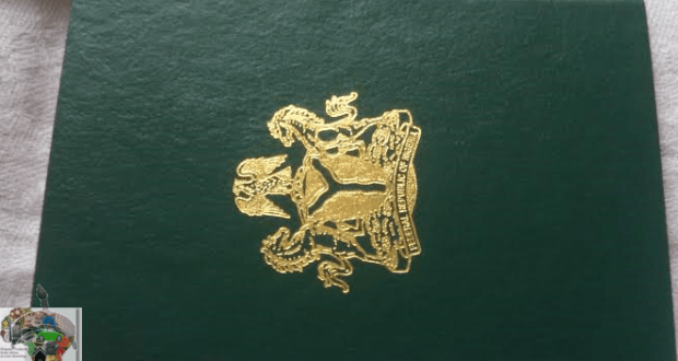 Nigerian International Passport