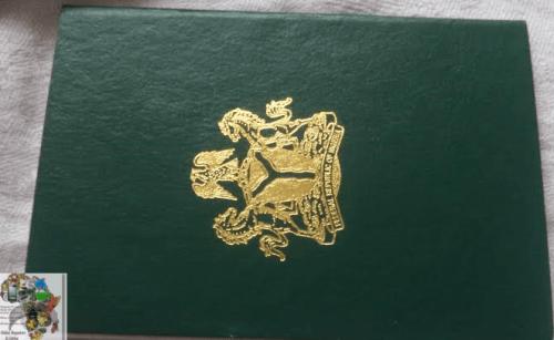 Nigerian International Passport