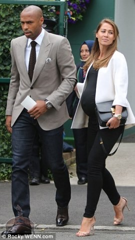 Thierry_Henry_heavily_pregnant