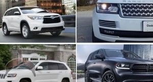 top 5 suv to buy 2015 Nigeria