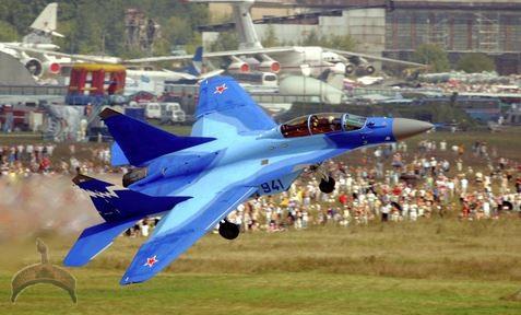 Russian MiG-29K