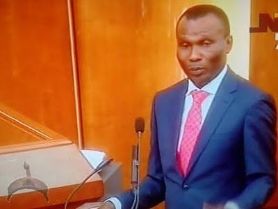 Pastor UsaniUsani Uguru