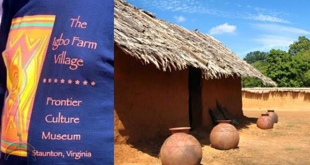 igbo village