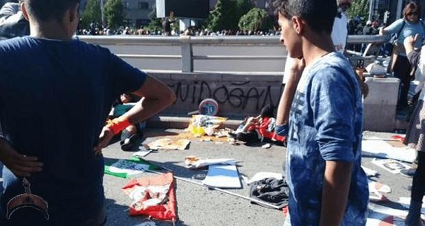 Ankara Bomb Blast