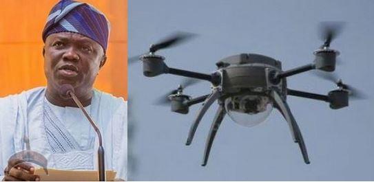 drones ambode