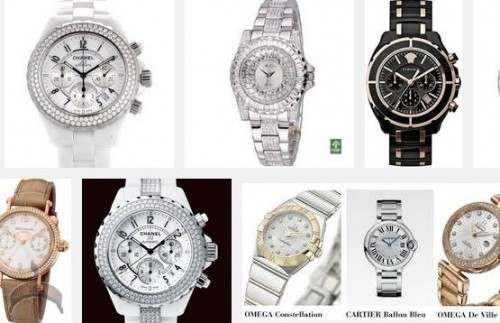 female Chronograph Watches