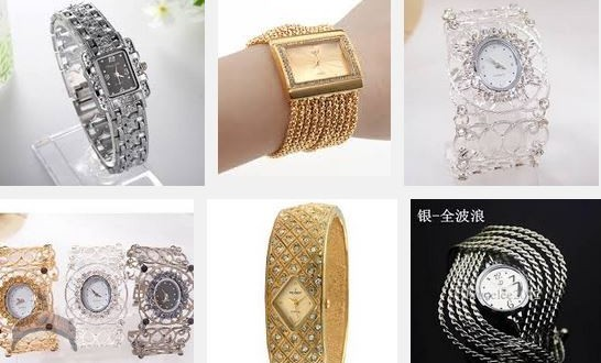 female Bracelet watches