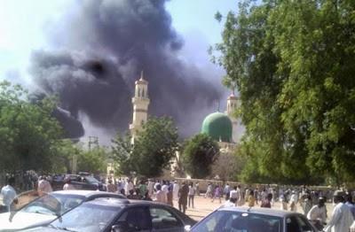 maiduguri mosque bombing