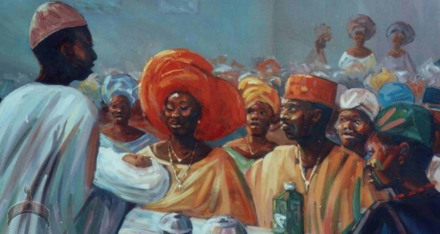 naming in Yoruba Culture