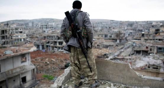 rebel syria
