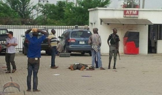 Lagos robbers