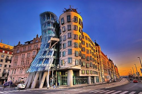 real estate - Dancing House