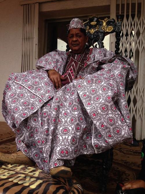 Yoruba Civilization Oba Adeyemi
