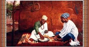 Ogbe Rikusa ifa Divination