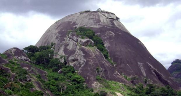 Idanre Hills ile ife