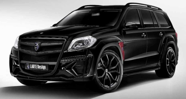 Mercedes benz gls 2017 review luxury suv page 2 m o du for Mercedes benz suv models