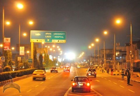 Light Up Lagos Project