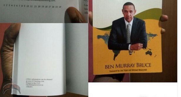 ben bruce book