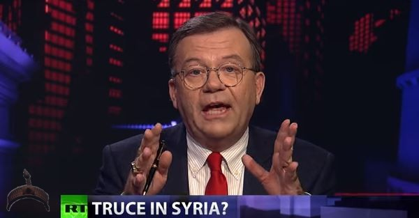 cross talk truce syria