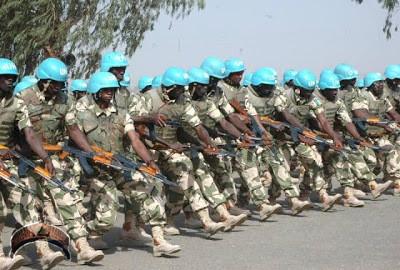 AU Peace keeping