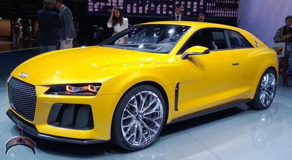 Audi R6 R