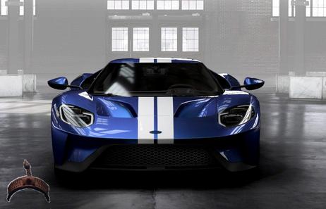 Ford GT Sport Car