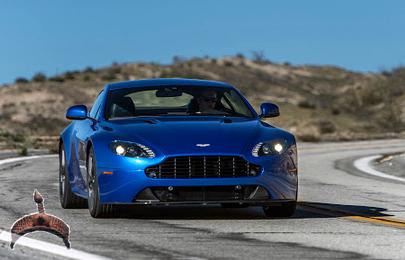 2017 Aston Martin VantageGTS
