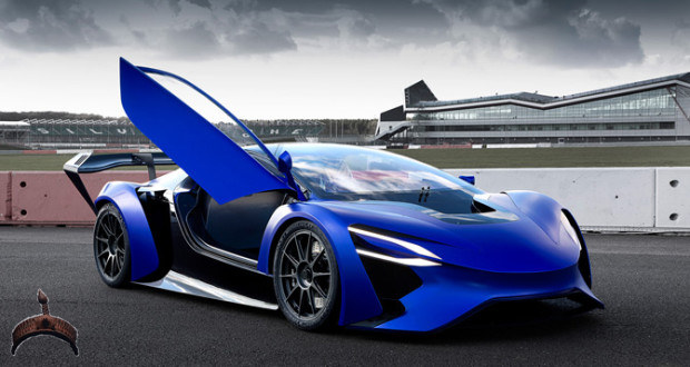 Top 10 Supercars Built in Unbelievable Places