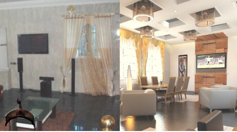 Design-Interior Architecture In Nigeria Is Very Bad